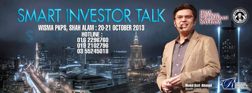 smart investor talk