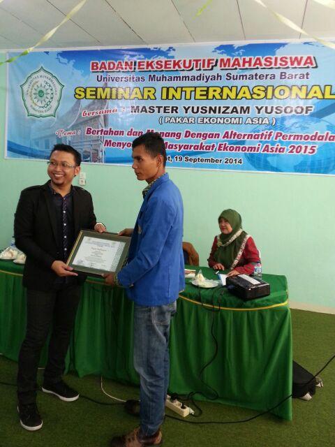 Master Yus Padang 3